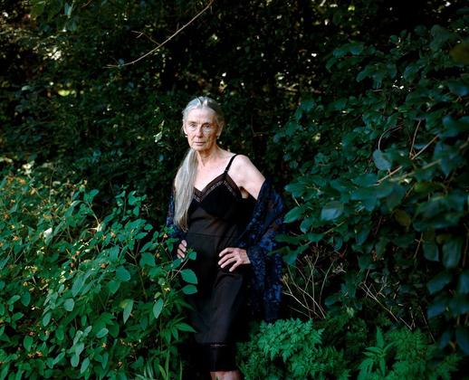 Margaret, 40 x 50 inches, c-print, 2014  © Marisa Portolese
