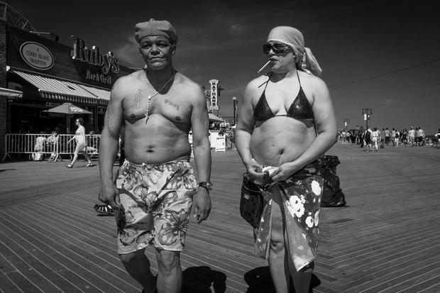 Coney Island People.
