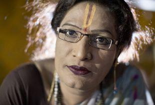 Hijras at Kumbh Mela 1