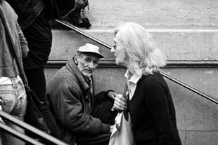 Contrast in Paris