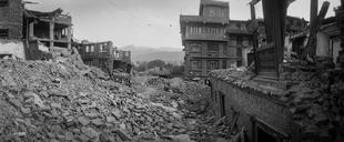 Rubbles of Bhaktapur