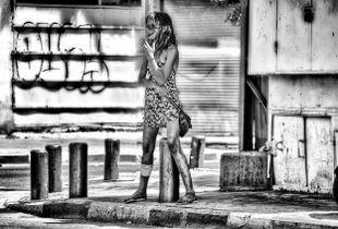 'Solitude' #7 Immigrant city .