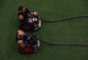 Conditioning session
