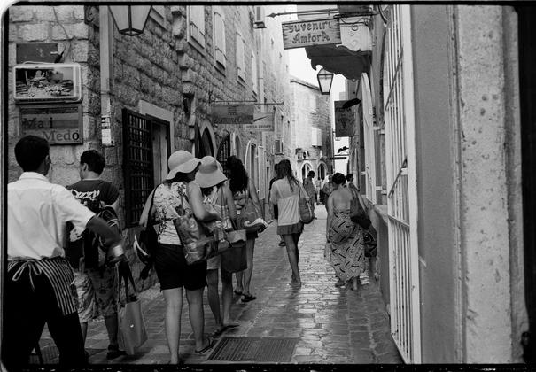 Old Town, Budva