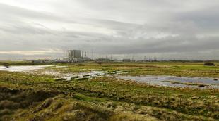 Hartlepool Nuclear Power Plant, England 2015