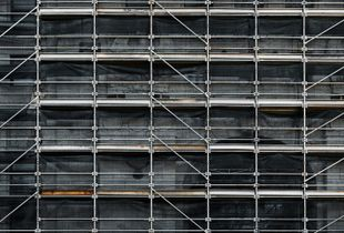 Columbus – LaVeque Tower Wall – 2012 © John Chakeres