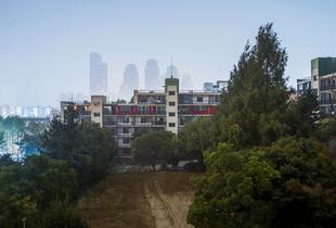 Demolition Site 21 Apartment