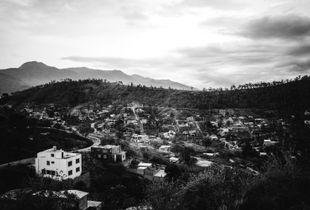 View of San Jacinto Amilpas