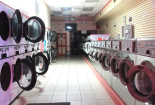 Midnight At The Laundry