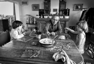 Family in Elverdinge