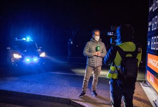 Casalpusterlengo - red zone - Checkpoint