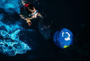 Swim for the world