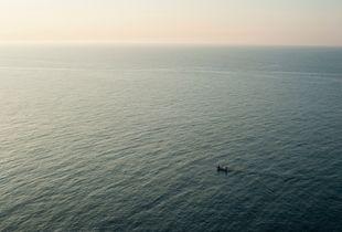 Fishing off Amasra