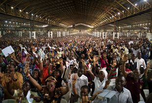 "From the series ""Lagos"" (Nigeria) © Robin Hammond"