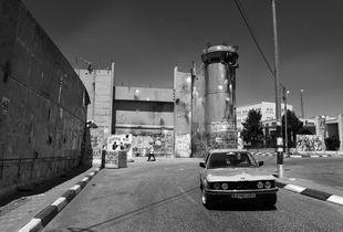 The apartheid wall