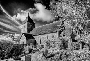 St Andrews Church, Bishopstone, UK