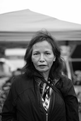 Homeless encampment resident - Tsuu