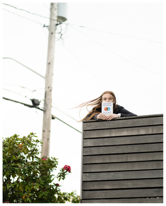Quarantine Portraits (An Isolated Collaboration of Friends and Objects): Charlotte