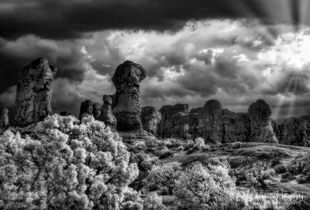 Spires at Arches