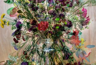 Flowers For Lisa #2, 2015
