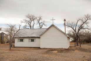 Church in Wyoming