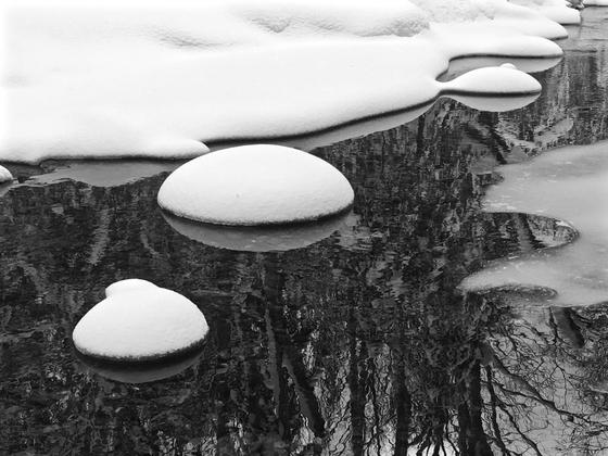 The snow vessel