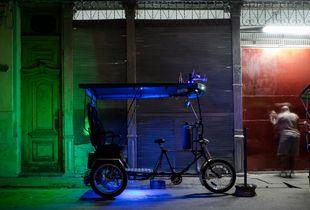 """Untitled"" (Bici Taxi)"