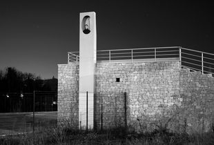 The observation post #1, 2013 © Guillaume Martial