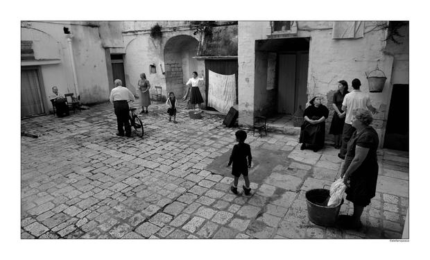 scene del cortometraggio werra Regia di Paolo Sassanelli
