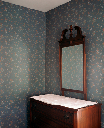 Mirror and Wall I
