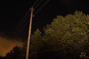 Взгляд в ночное небо