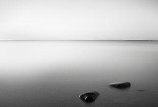 Two Rocks - Sturgeon Bay, Lake Michigan