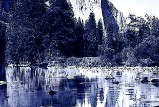 Reflections of El Capitan