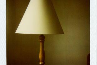One lamp