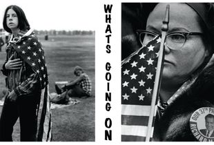 What's Going On? American Stories: Photographs by Ken Light IN THE AGE OF NIXON 1969-1974