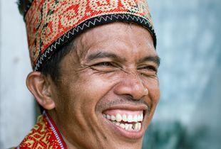 Borneo Dayak Elder