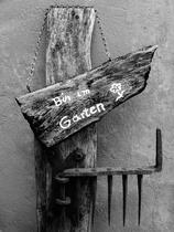 I Am At The Garden