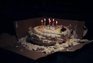 Dad's Birthday Cake, 2018