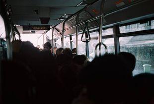 Bus di gente, Parigi