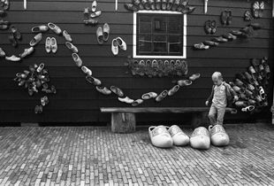 The Boy in the Wooden Clog, Netherlands 2015