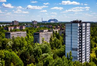 Chernobyl Ghost City of Pripyat
