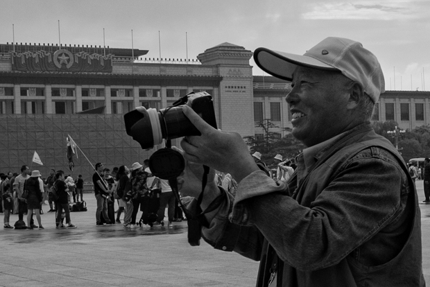 El fotógrafo de Tainamen