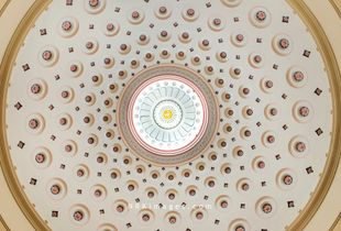 Baltimore Cathedral - Central Dome