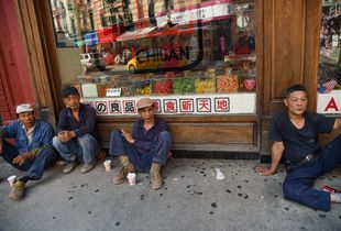 Chinatown Workers