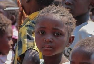 Democratic Republic of the Congo, Lubumbashi, August 2012