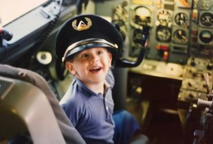 One Day I Want To Be A Pilot