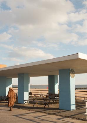 Boardwalk Woman