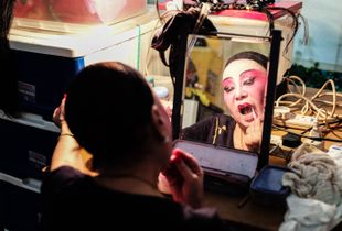 Lao Sai Tao Yuan: Behind the Curtains #1