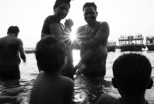 Varanasi, living with the Ganges