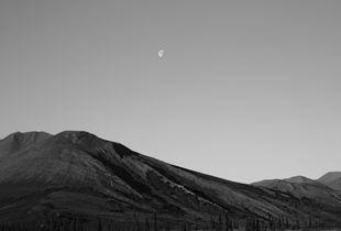 Ivvavik Moon 2014
